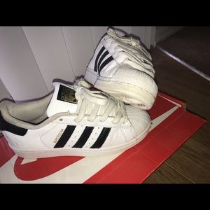 Other - Adidas superstar size 4